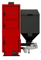 Котел твердотопливный Altep (Альтеп) DUO Pellet N 50 кВт. Бесплатная доставка.
