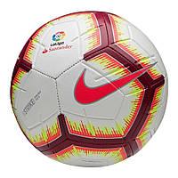 Мяч футбольный Nike Football La League Red, Nike