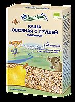 Каша молочная Fleur Alpine органическая овсяная с грушей 200 г