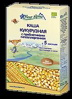 Каша безмолочная Fleur Alpine органическая кукурузная 175 г