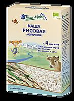 Каша молочная Fleur Alpine органическая рисовая 200 г