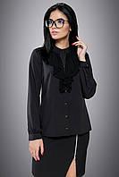 Красивая женская Блуза  2703 черный, фото 1