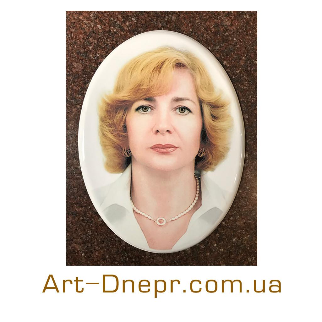Цветной портрет. Размер 240х300мм.