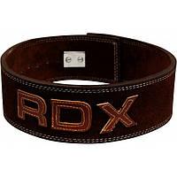 Пояс для тяжелой атлетики,пояс атлетический RDX Gold