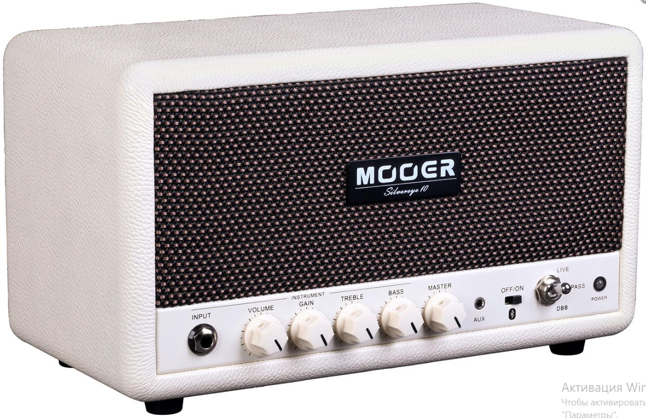 Комбопідсилювач для електрогітар MOOER SilverEye 10