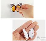 Набір метеликів 3D, фото 3