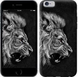"""Чехол на iPhone 6s Лев """"1080c-90-328"""""""