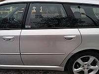 Дверь задняя левая Subaru Legacy B13, 2003-2008, 60409AG0319P, 60409AG0309P