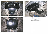 Защита на двигатель, КПП, радиатор для Subaru Outback 3 (2003-2009) Mодификация: 2,0 МКПП Кольчуга 2.0259.00 Покрытие: Zipoflex