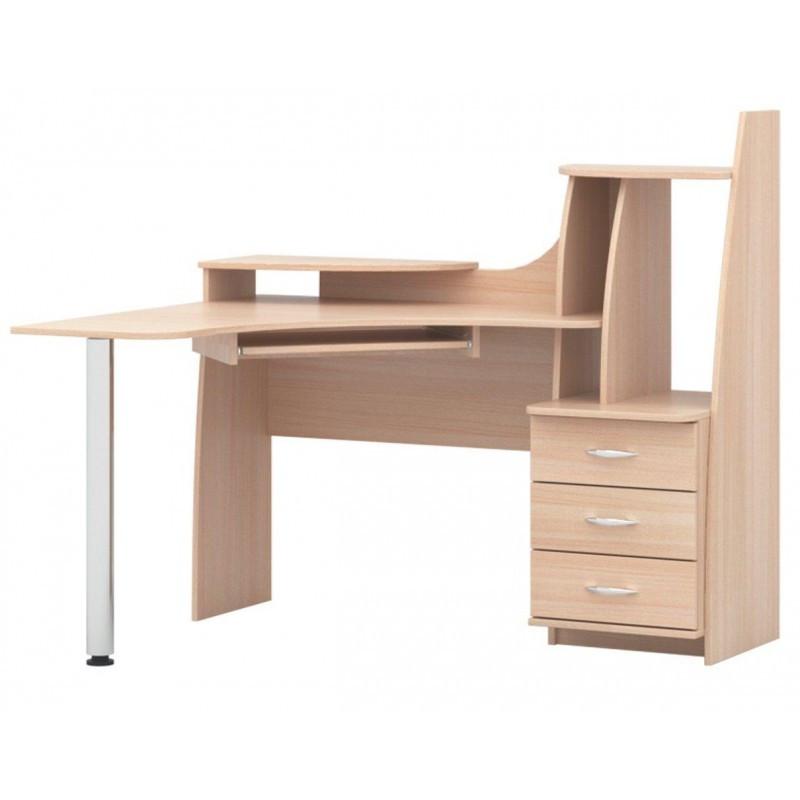 Компьютерный стол СКУ - 12 угловой