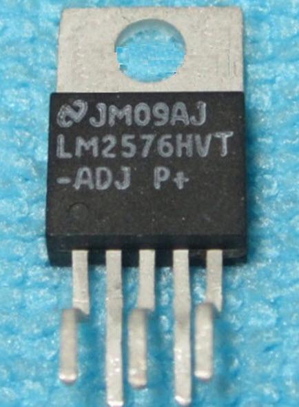 Микросхема LM2576Т ADJ