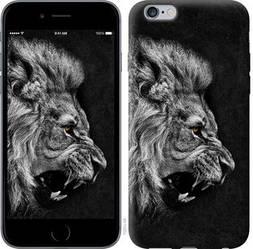 "Чехол на iPhone 6s Plus Лев ""1080c-91-328"""