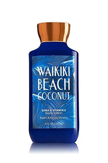 Лосьон для тела Bath&Body Works Waikiki Beach Coconut Body Lotion
