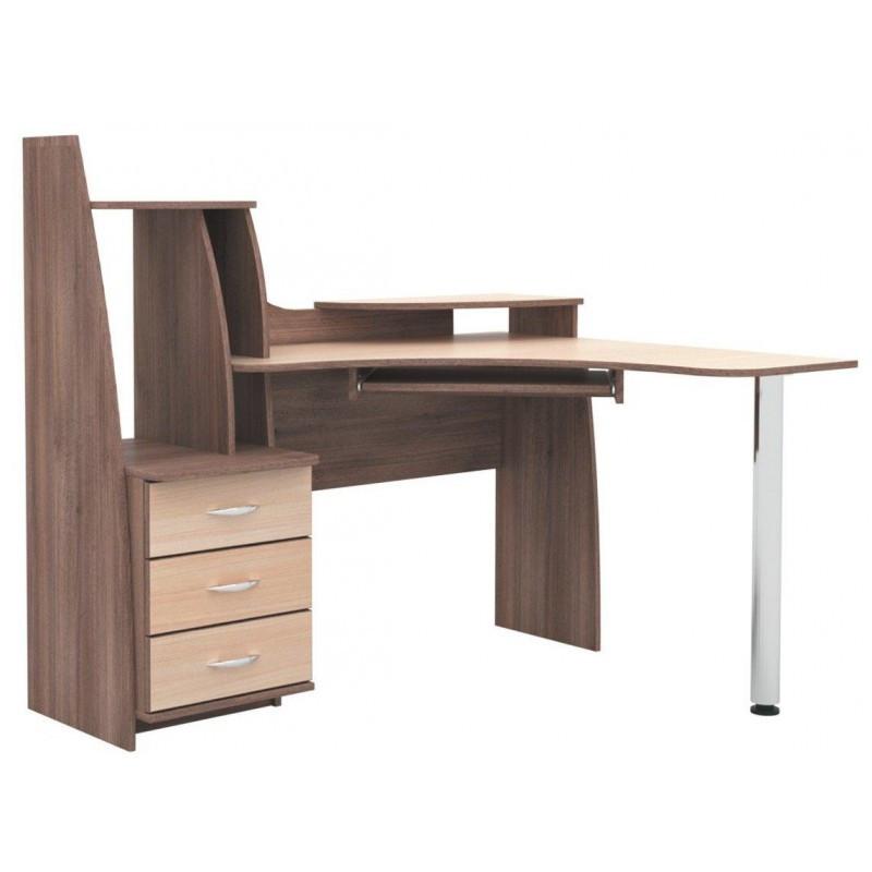 Компьютерный стол СКУ - 12 угловой не стандарт