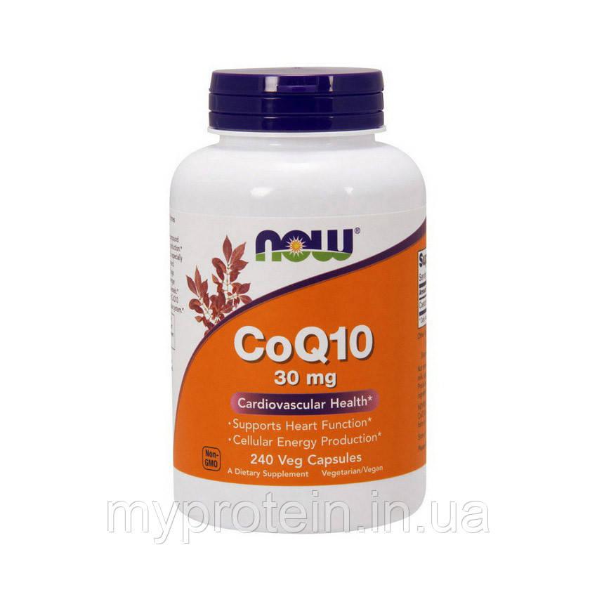 NOWкоэнзим CoQ10 30 mg240 veg caps