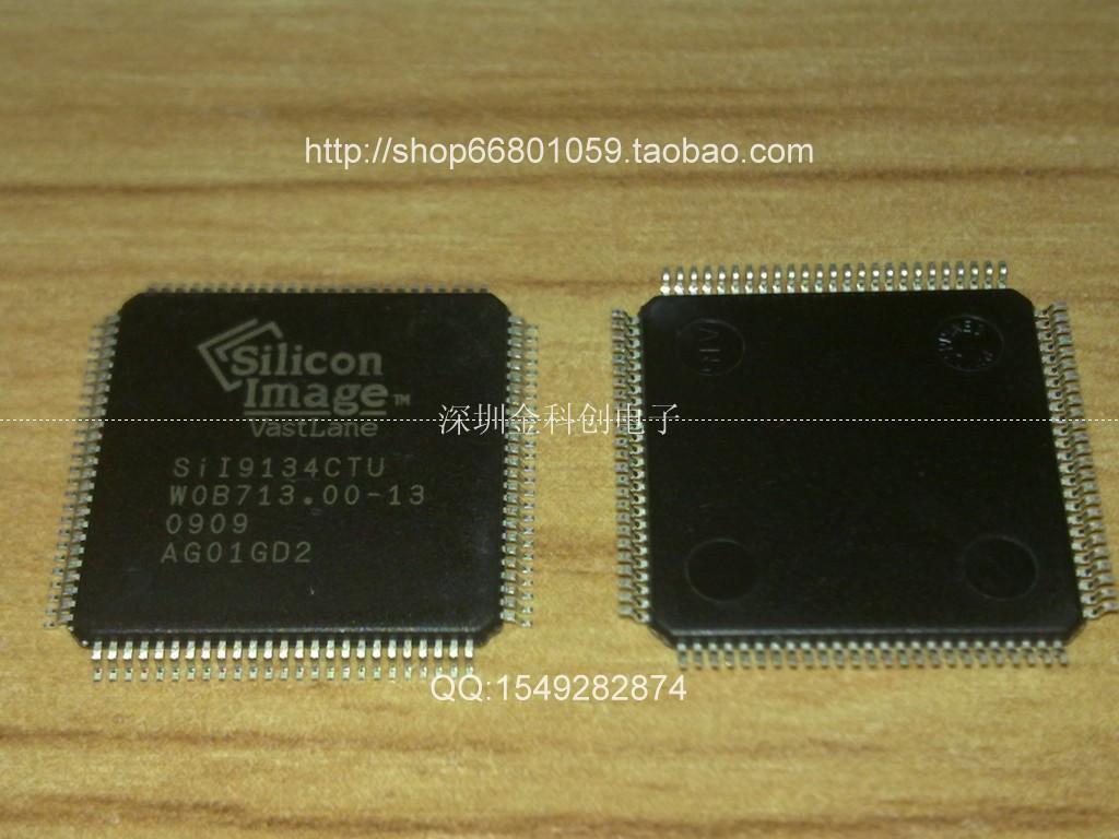 Микросхема Sil9134ctu