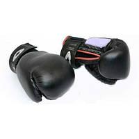Перчатки боксерские 8 унций кожаны для детей от 10 лет