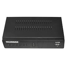 Цифровой эфирный Тюнер T2 Lumax DV2106HD с экраном , фото 2
