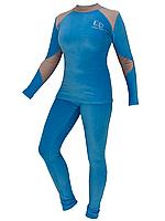 Термобелье женское Carpe Diem Soft Heat голубой