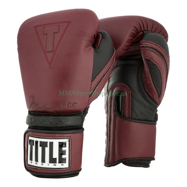 Снарядні рукавички TITLE Ali Authentic Leather Bag