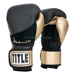 Снарядні рукавички TITLE Ali Legacy Heavy Bag