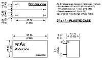 Микросхема AC-DC PPM05-E-15ELF (PEAK electronics)