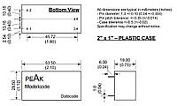 Микросхема AC-DC PPM10-E-12ELF (PEAK electronics)