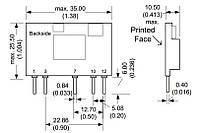Микросхема AC-DC PPM2.5-SIP-05ELF (PEAK electronics)
