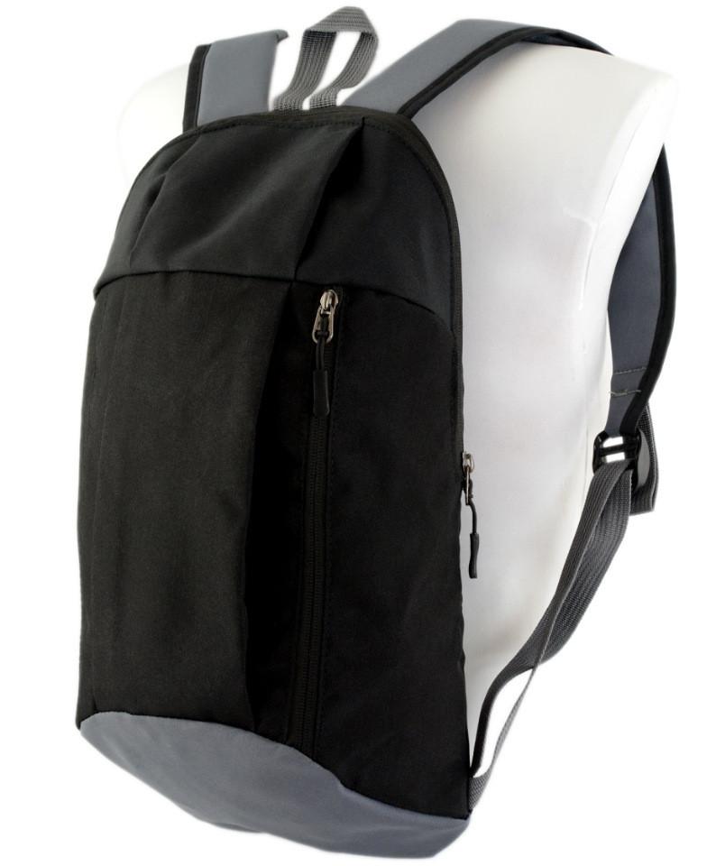 04dc4e15 Рюкзак Traum 7027-18 Черный с Серым — в Категории
