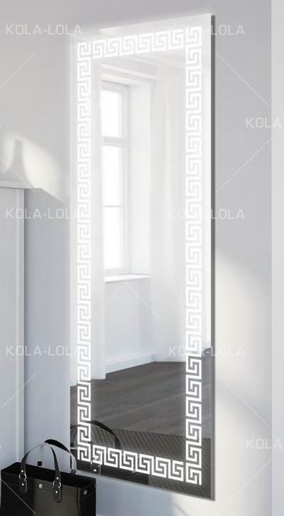 Зеркало LED (50*120*3см) PR-D63