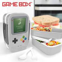 Контейнер для еды «Game Box»