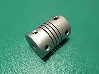 Гнучка муфта для крокового двигуна 5х8 мм, фото 1
