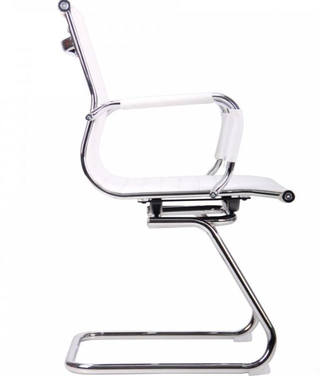 Кресло Slim CF (XH-632C) белый (фото 2)