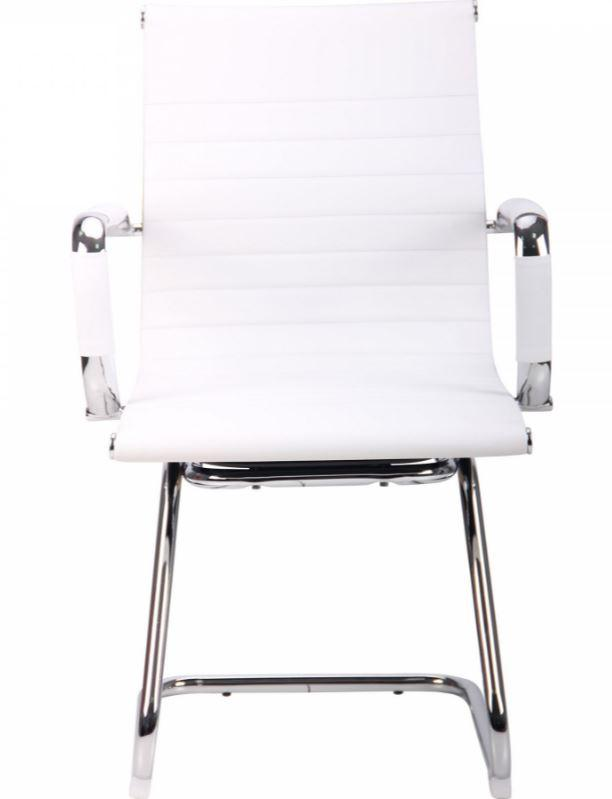 Кресло Slim CF (XH-632C) белый (фото 3)