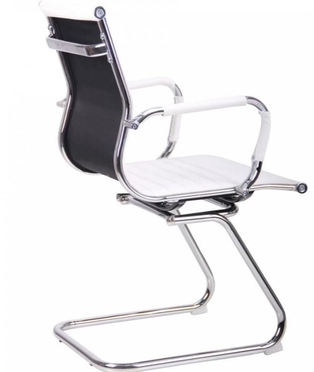Кресло Slim CF (XH-632C) белый (фото 4)