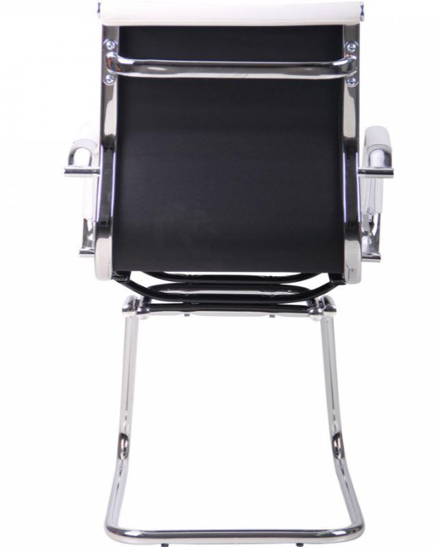 Кресло Slim CF (XH-632C) белый (фото 5)