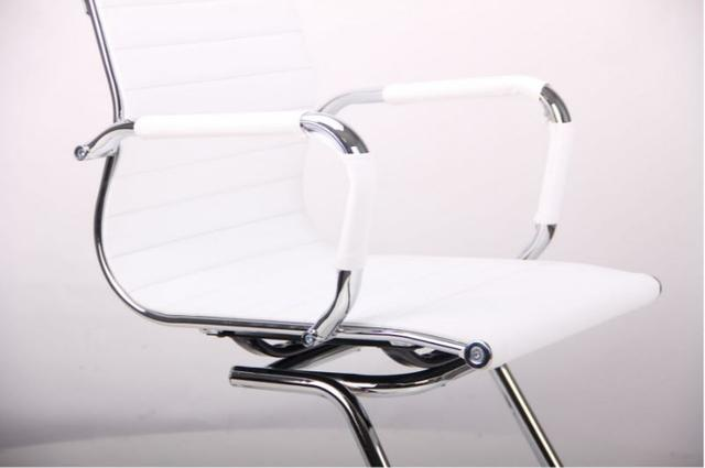 Кресло Slim CF (XH-632C) белый (фото 6)