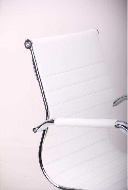 Кресло Slim CF (XH-632C) белый (фото 7)