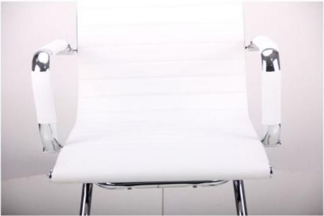 Кресло Slim CF (XH-632C) белый (фото 11)