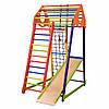 Детский спортивный комплекс BambinoWood Color SportBaby, фото 3
