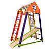 Детский спортивный комплекс BambinoWood Color SportBaby, фото 4