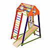 Детский спортивный комплекс BambinoWood Color SportBaby, фото 7