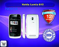 оригинальный смартфон Nokia Lumia 610 black