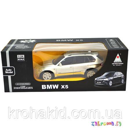 Машина BMW X5 на радиоуправлении 300400-1 аккумулятор 3.6V 500mAh, фото 2