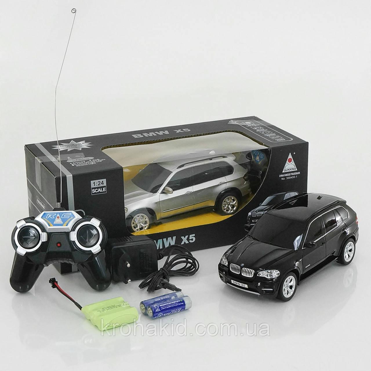 Машина BMW X5 на радиоуправлении 300400-1 аккумулятор 3.6V 500mAh