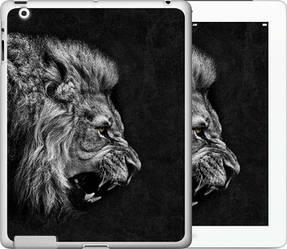 """Чехол на iPad 2/3/4 Лев """"1080c-25-328"""""""