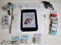 Схема Mirabilia Designs Winter White Santa