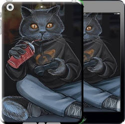 "Чехол на iPad mini gamer cat ""4140c-27-328"""
