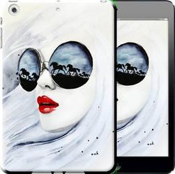 "Чехол на iPad mini Девушка акварелью ""2829c-27-328"""