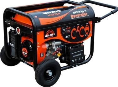 Генератор комбинированный (газ/бензин) Vitals Master EST 6.0bg (6,0 кВт)